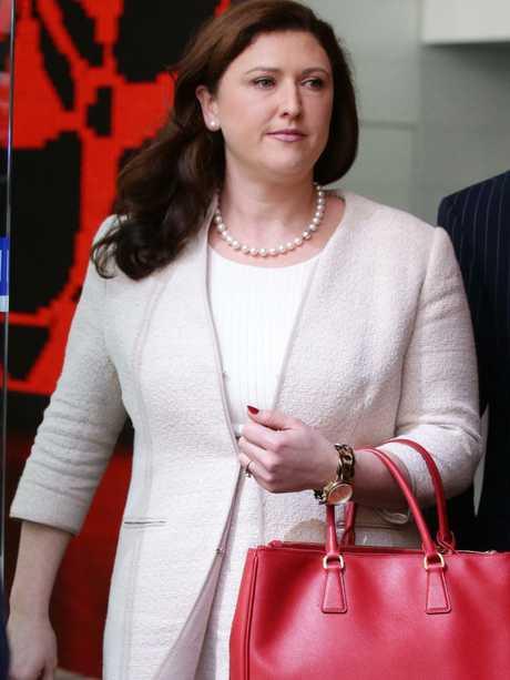 Senior State Liberal MP Natasha Maclaren-Jones. Picture: Cameron Richardson