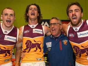 'Let's entertain the fans': Lions coach backs rule changes