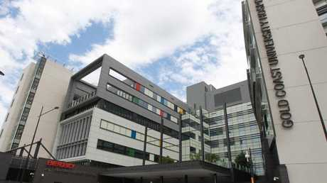 Gold Coast University Hospital. Picture Mike Batterham
