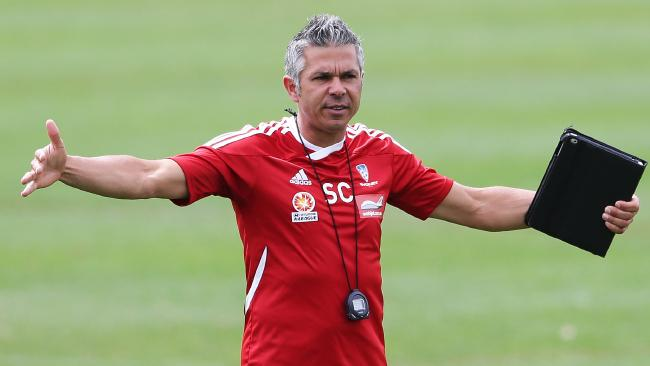 Steve Corica will coach Sydney FC this season.
