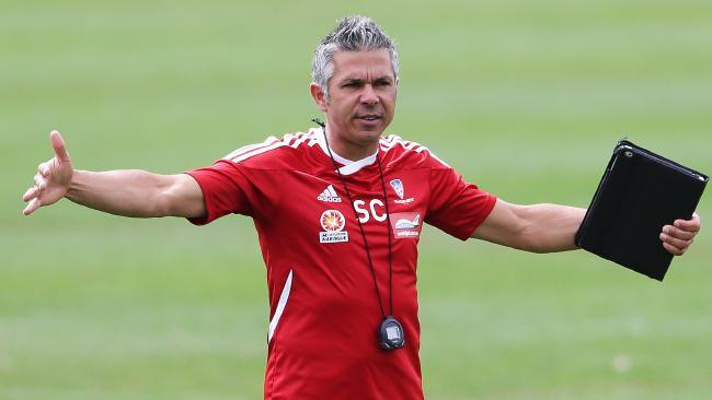 Steve Corica will coach Sydney FC this season.