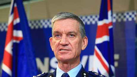 Former Police Commissioner Andrew Scipione is expected to be subpoenaed in the case. Picture: Adam Taylor