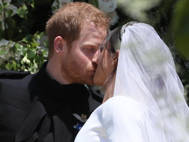 Meghan Markle became the Duchess of Sussex after marrying Prince Harry in May.  Picture: Getty Images