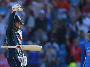 'Most embarrassing thing I've ever done': Root left blushing