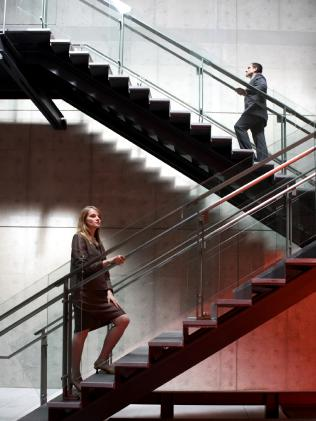 Consider your health, take the stairs. Picture: iStock
