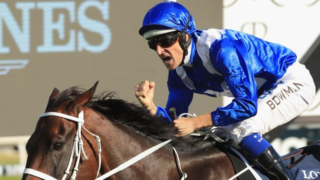 Super mare Winx returns for the spring in a star-studded trial at Rosehill Gardens on Monday.