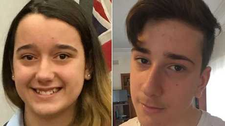Jennifer Edwards and Jack Edwards were killed by their father in their Sydney home earlier this month.