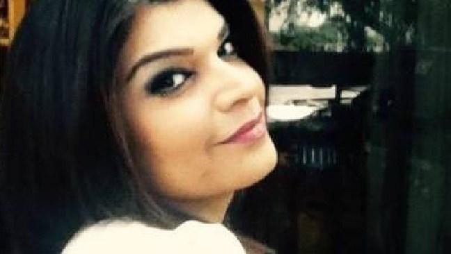 Mehreen Ahmad, the Pakistani exchange student.
