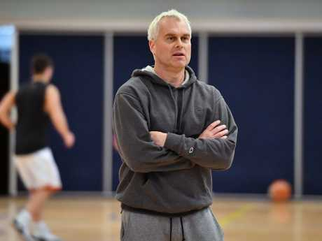 Shane Heal is critical of the penalties issued by FIBA. Picture: AAP