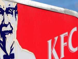 'He's a weasel': KFC heirs slam fast food rival