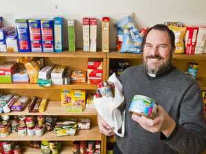 Toowoomba church struggles to provide to those in need