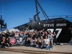 Sea Shepherd to visit Noosa