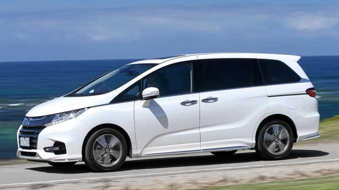ROAD TEST: Honda Odyssey VTi-L gains extra safety tech