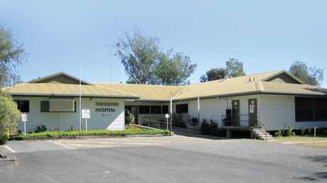 Theodore Hospital.