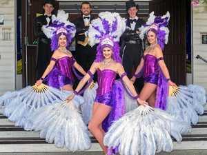 Vaudeville returns to Pomona theatre