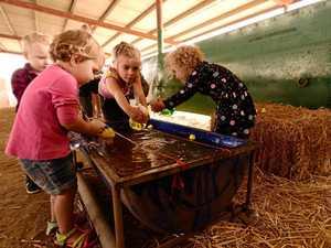 Rain doesn't spoil McFuddle's Farm family fun day