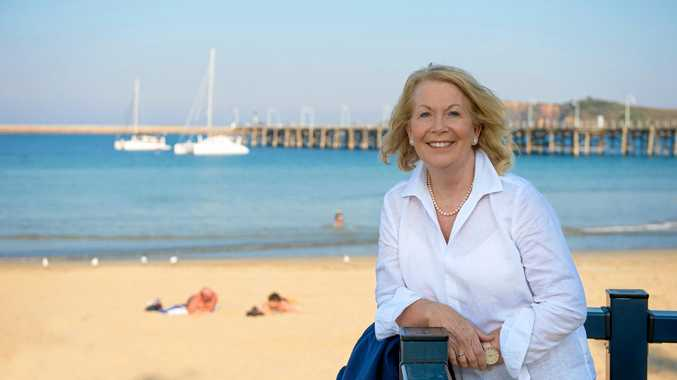 WOMAN ON A MISSION: Coffs Harbour Mayor Denise Knight is a humble achiever.