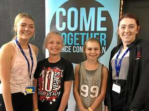 Dalby girls hit centre stage in global comp