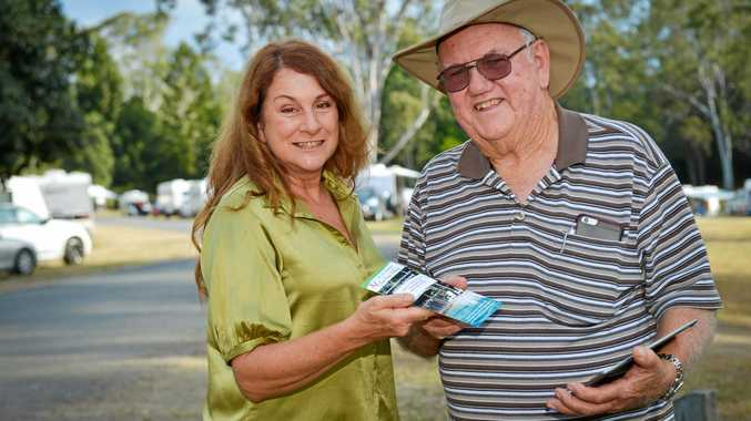 Business says council's free caravan park is unfair