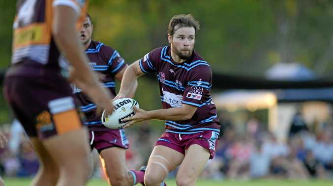 Captain Jack Madden will be back in action for the CQ Capras this weekend.