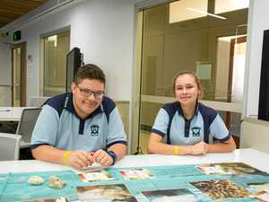 South Burnett's young scientists