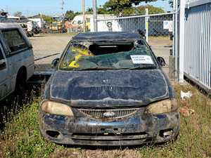 Council's abandoned cars auction