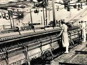 FLASHBACK: Stories bringing the woollen mills to life