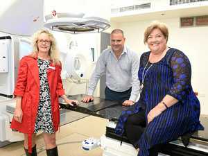 Cancer care now close to home