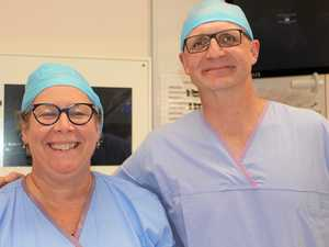 Surgeons save man after dog punctures bowel