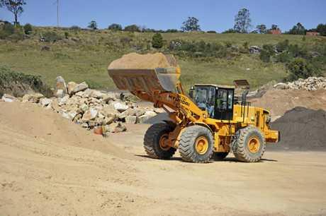 File photo of a quarry