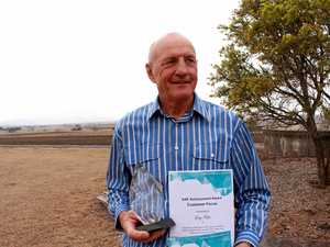 Fifty years in agriculture takes researcher to top echelons