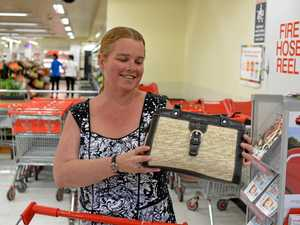 'Shocked to the core': Missing handbag returned untouched