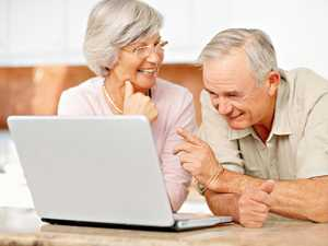Time for seniors to embrace tech world