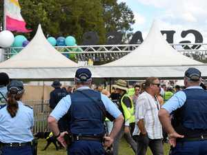 Man at Splendour to face drug, assault charges