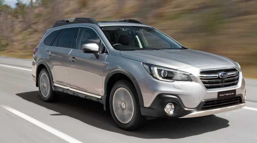 The Subaru Outback.