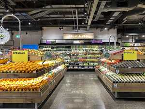 Would you shop three times a day at this supermarket?