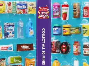 Coles' collectables spark plastic eBay bidding war