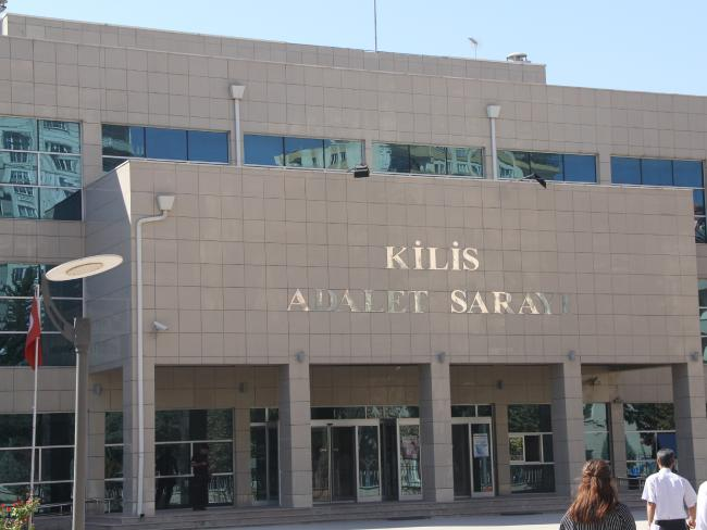 Kilis Criminal Court in Kilis, Turkey, where Neil Prakash faced extradition proceedings. Picture: Supplied