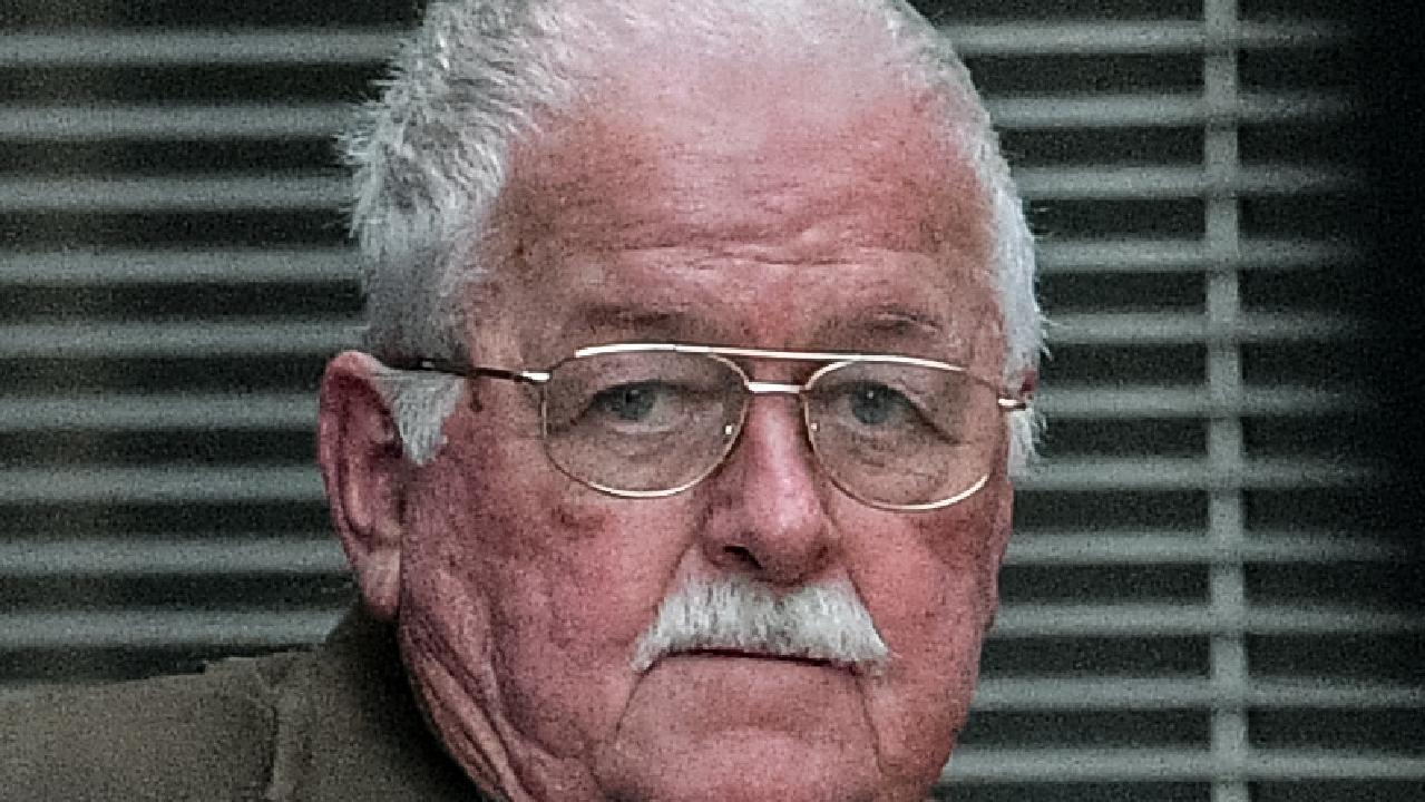 Accused Family Court bomber Leonard John Warwick. Picture: AAP