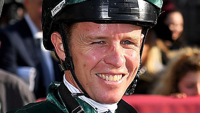 Jockey Kerrin McEvoy will be in the saddle at Randwick on  Saturday. Picture: Albert Perez/AAP