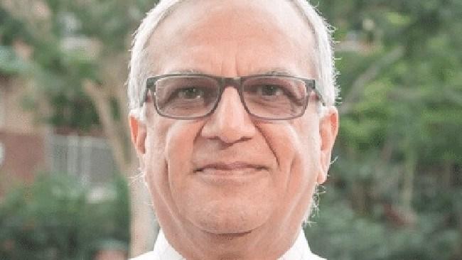 AMAQ president Dilip Dhupelia