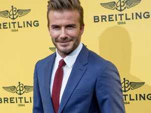 AFL star's 'extraordinary' Beckham bribe