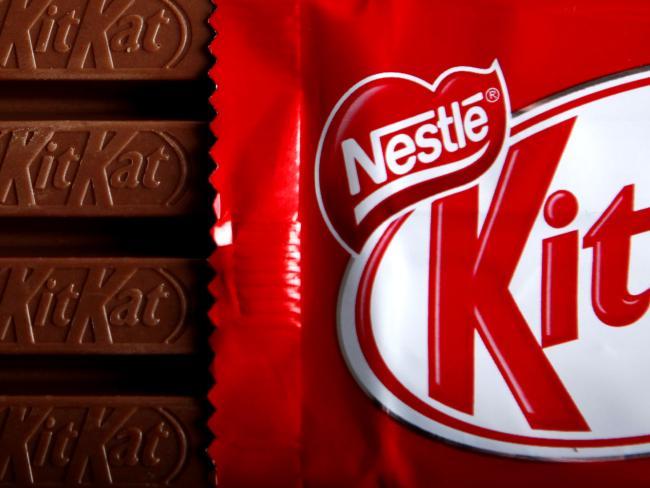 Nestle launched a lower calorie Kit Kat bar last year