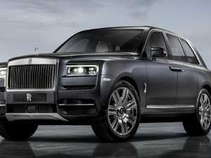 New $685,000 Rolls-Royce Cullinan SUV launches in Australia