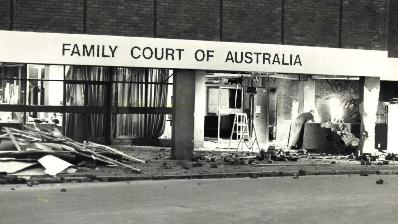 The 1984 family court bombing in Parramatta.