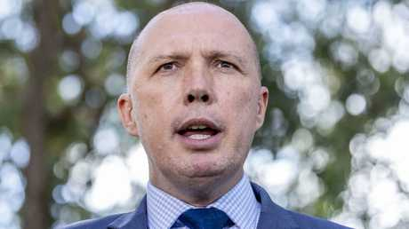 Home Affair's Minister Peter Dutton hit back at the comments on Thursday, suggesting New Zealand Justice Minister Andrew Little should think more carefully before speaking, and reminding the minister of Australia's role in border security.
