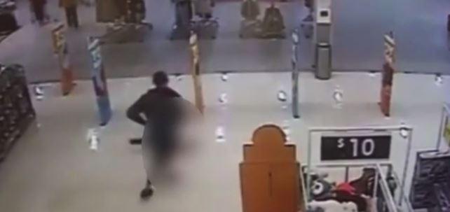 SHOCKING: Dad slams 4-year-old girl into pole