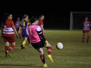 FCL Div 1 Ladies: Tinana v Utd