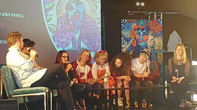 Series launch puts North Coast teen in the spotlight