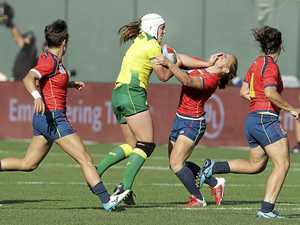 Aussie women looking great at sevens World Cup